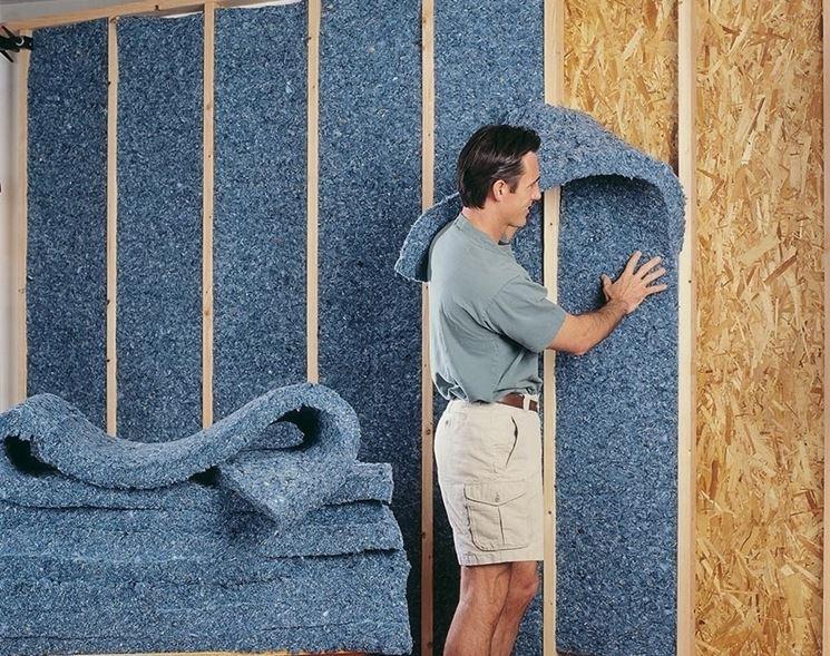 isolare parete