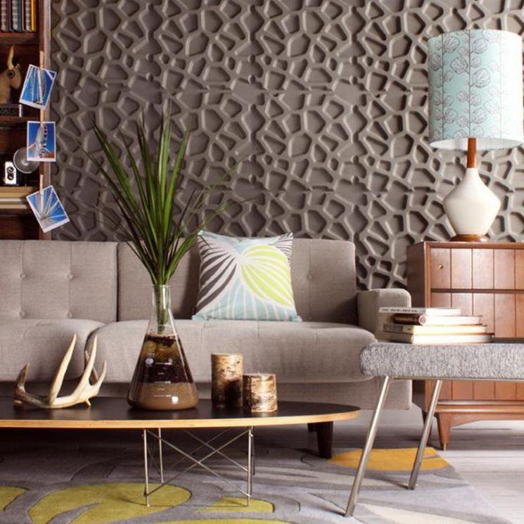 Pannelli fai da te per decorare gli interni pareti - Pannelli polistirolo decorativi per interni ...