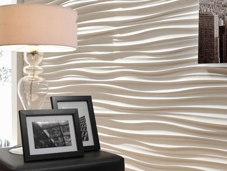 Pannelli fai da te per decorare gli interni pareti - Pannelli polistirolo decorativi ...