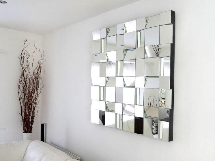 Parete a specchio pareti - Specchi da parete amazon ...