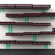 pareti attrezzate per il soggiorno