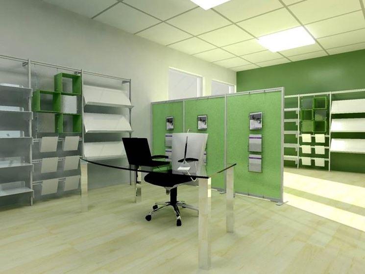 Pareti attrezzate ufficio pareti for Pareti per ufficio