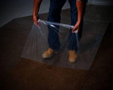 proteggere i mobili per pitturare