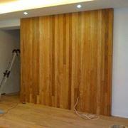 parete divisoria in legno per interni