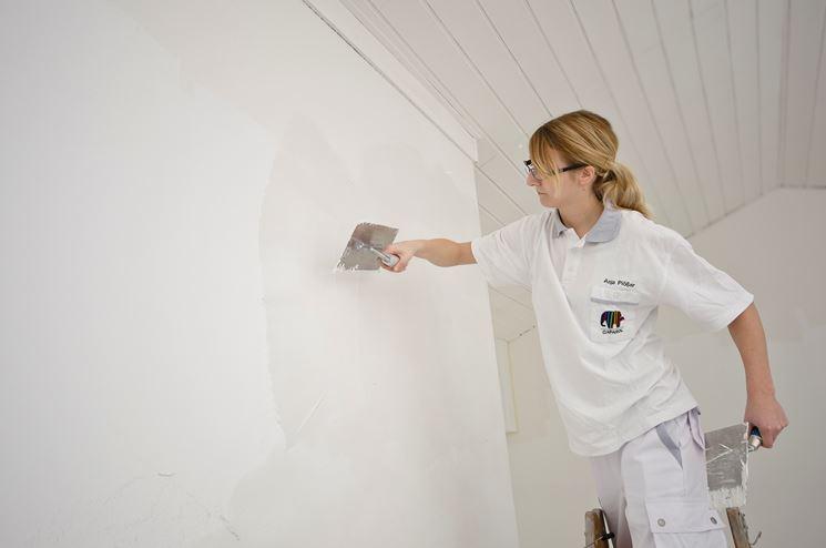 Rasatura pareti pareti come rasare le pareti - Fondo rasante per piastrelle murali ...