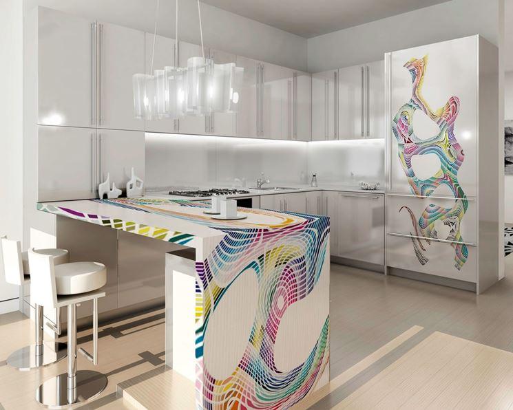 Carta adesiva rivestimento mobili idee per la casa - Carta per coprire mobili ...