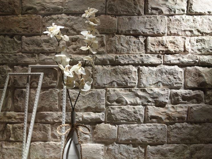 Rivestire una parete con la pietra - Pareti - come ...