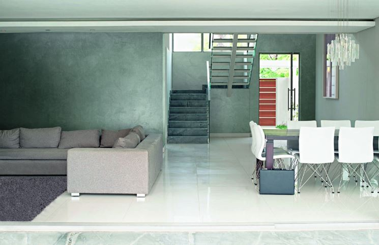 stucco per pareti interne