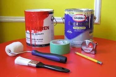 occorrente per pitturare