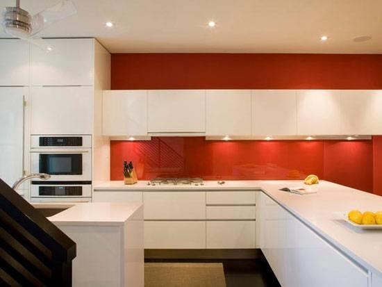 colore in cucina - pitturare - Vernice Lavabile Cucina