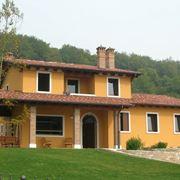 Come scegliere il colore esterno della casa pitturare - Tinteggiare casa esterno ...