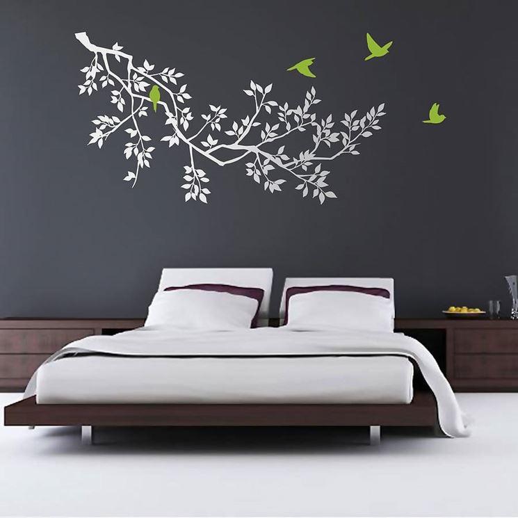 adesivi decorativi per camera