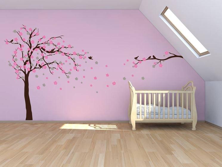 decorazioni per camera bambini