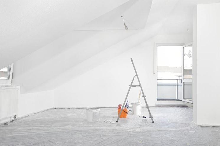 preparazione pareti