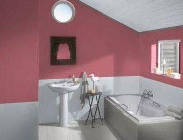 bagno rosa
