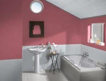 La casa in rosa pitturare - Pitturare la casa ...