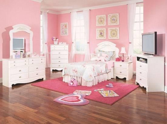 La casa in rosa pitturare