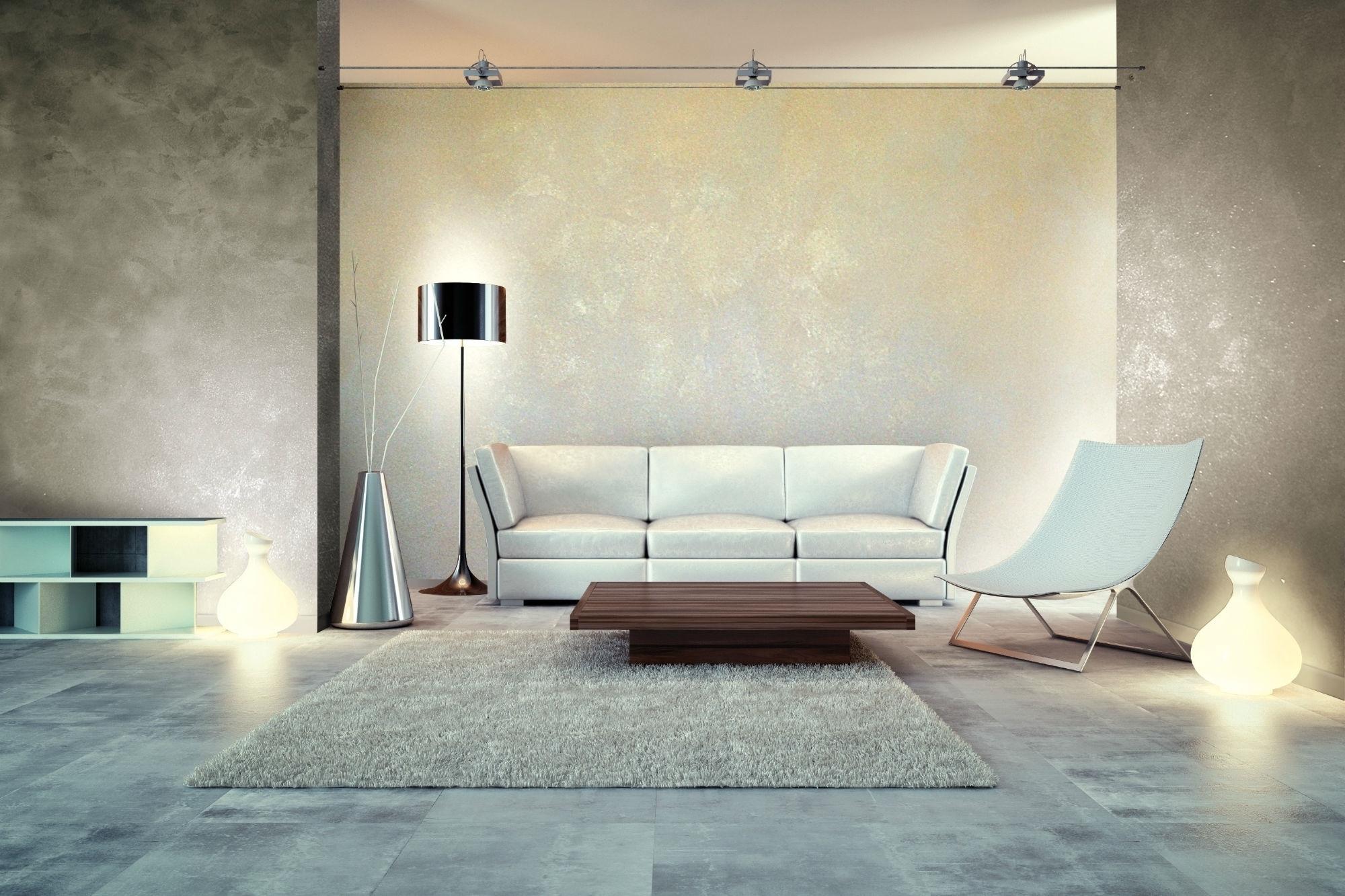 Nuove Pitture Per Appartamenti pareti effetto sabbia - pitturare - come realizzare l