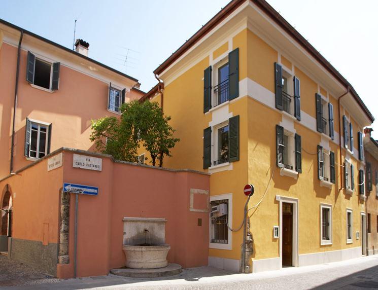 Pittura resine silossaniche per esterni pitturare for Tinteggiare esterno casa
