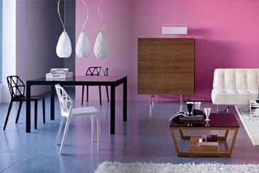 colore in soggiorno
