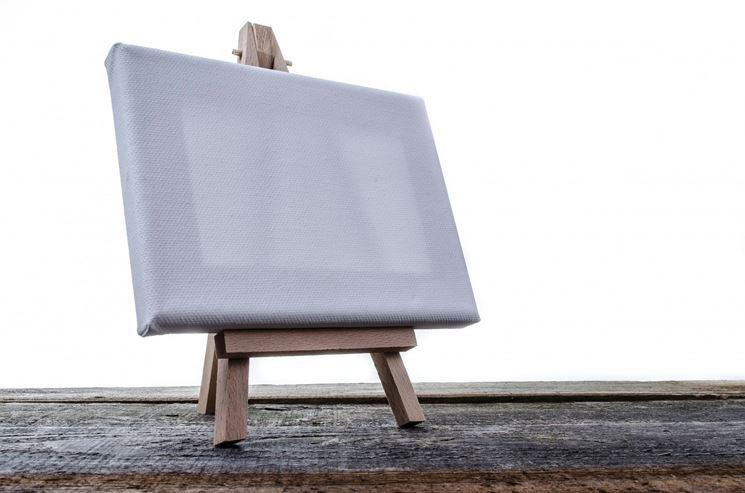 tipo di tela per pittura