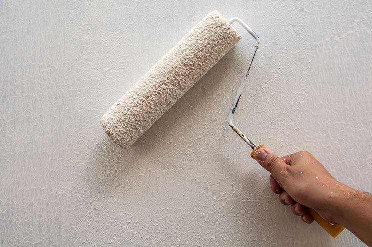 Usare vernice termoisolante