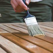 stesura vernice per legno
