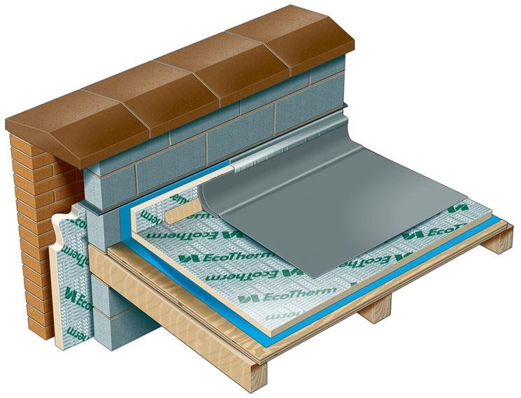 pacchetto isolante per tetto