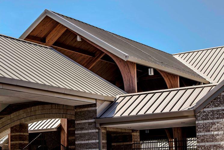 inclinazione del tetto