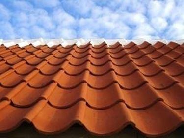 tetto con tegola