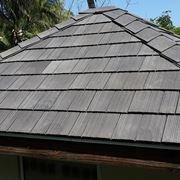 Tegole per tetti in legno