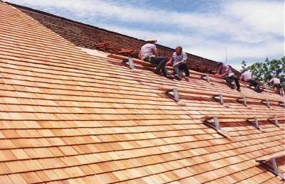 Tetto in legno lamellare tetto - Tetto in legno interno ...