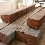 trave in legno