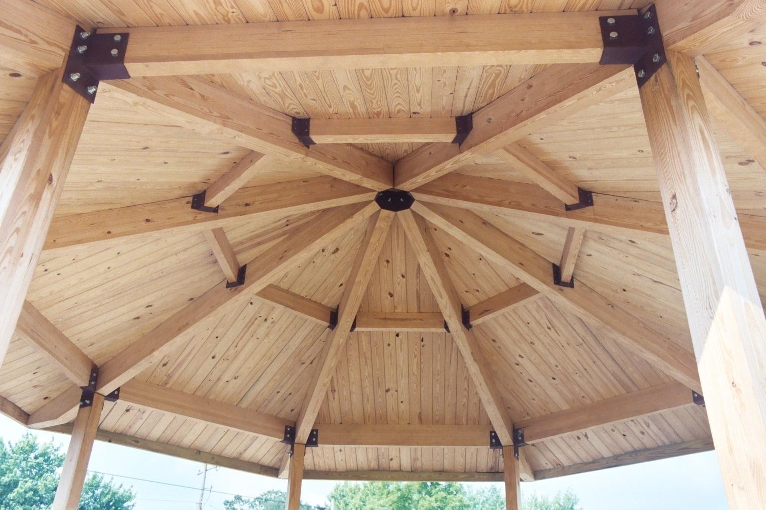 Dimensionamento Pergolato In Legno dimensioni travi in legno - travi - sezioni travi in legno