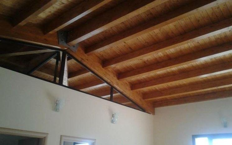 Soffitto In Legno Lamellare : Soffitto in legno lamellare images soffitto legno