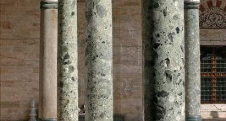 Pilastri in Turchia