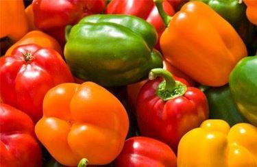 varietà peperoni