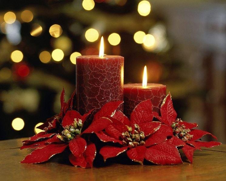Immagini Decorazioni Di Natale.Stella Di Natale Come Usarla Per Le Decorazioni Natalizie