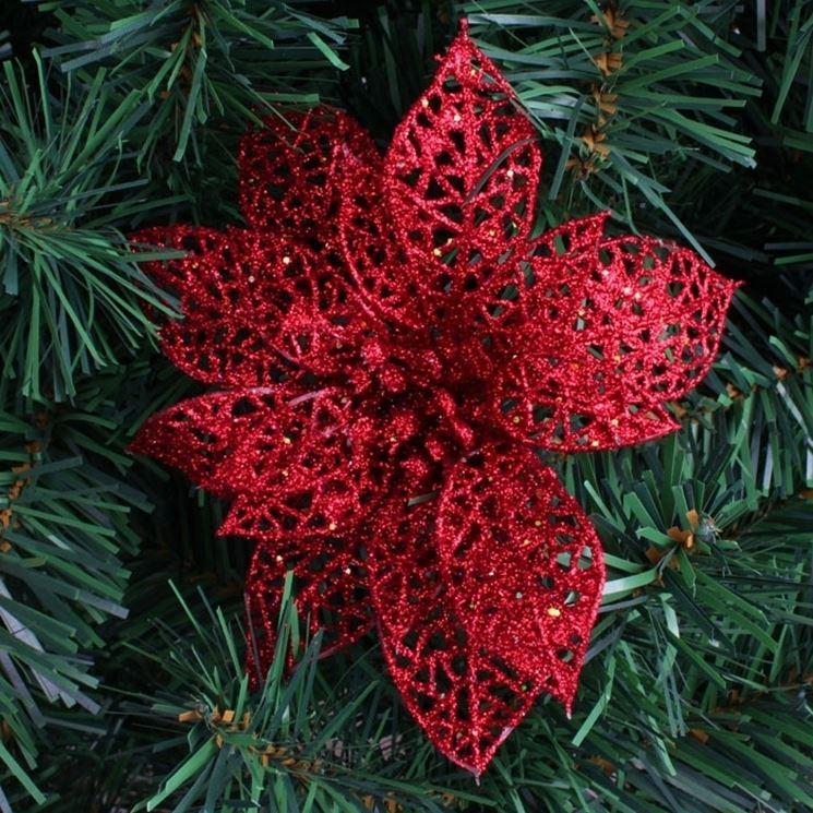 stella per decorare albero