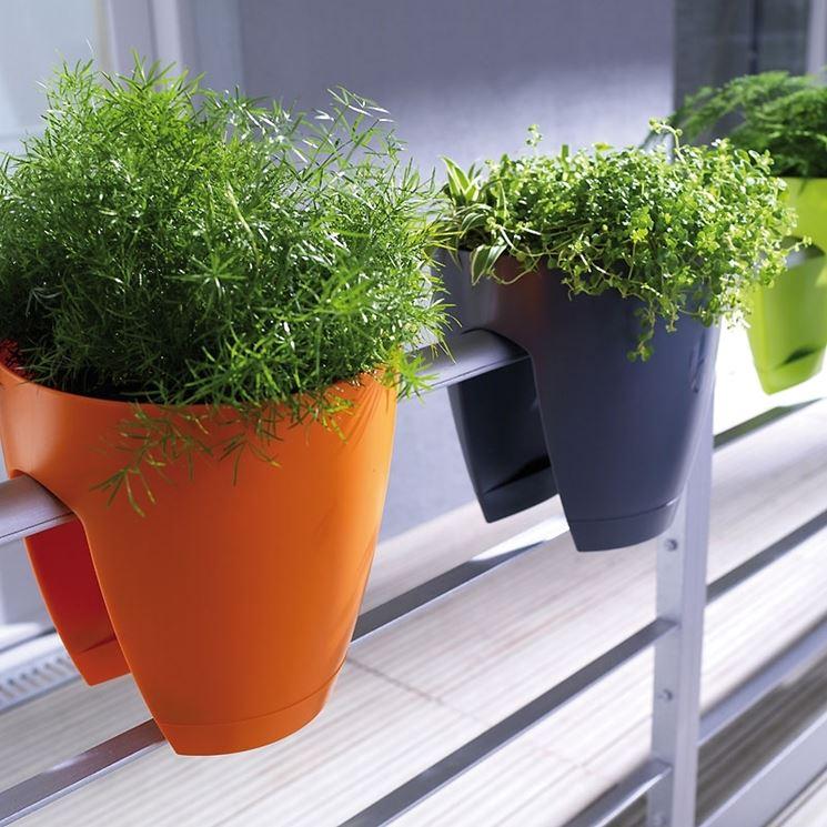 Fioriere da balcone - Vasi - vasi e fioriere per il balcone