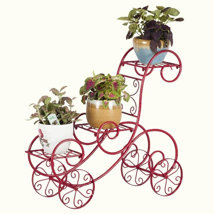 Portavasi balcone vasi fioriere esterno for Portavasi in ferro