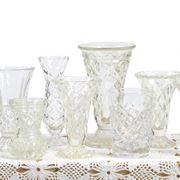 Vasetti vetro vintage
