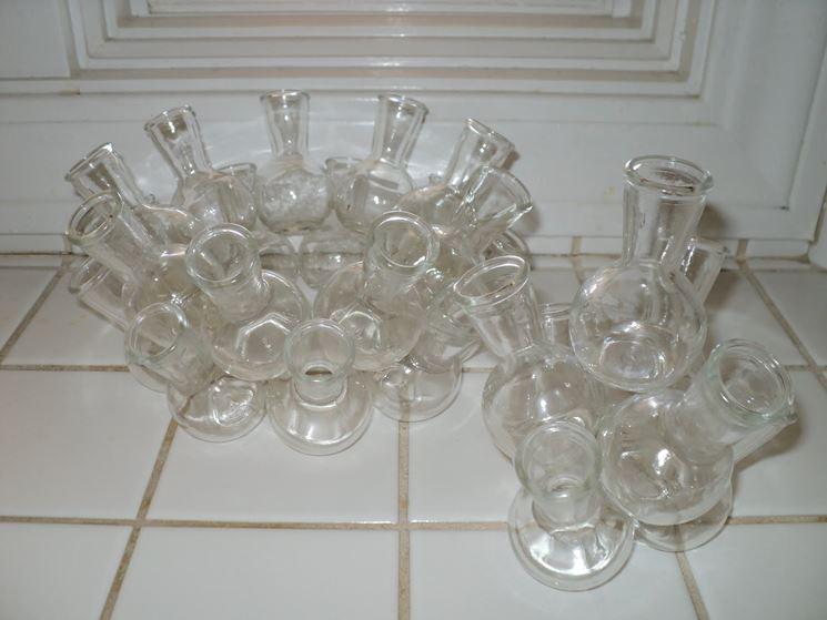 Vasetti vetro
