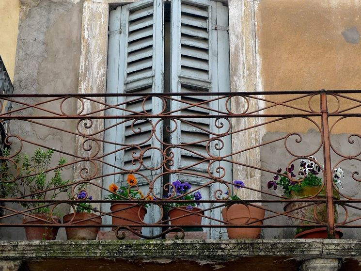 Vasi da balcone