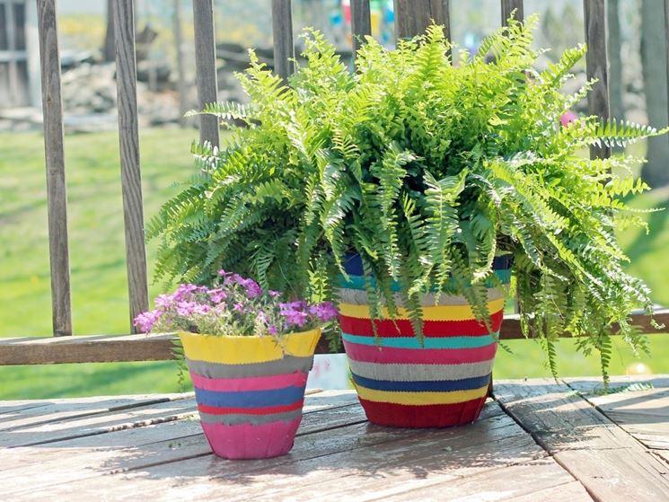 Vasi di plastica vasi realizzare e decorare vasi di for Vasi da giardino in plastica