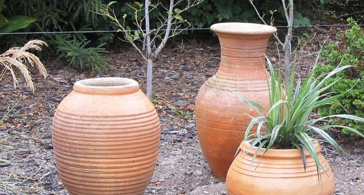 vasi di terracotta vasi scegliere vasi di terracotta