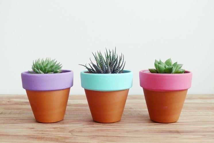 Vasi di terracotta vasi scegliere vasi di terracotta - Decorare vasi terracotta ...