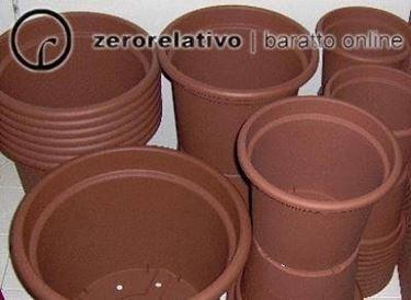 Come sono fatti i vasi da giardino in plastica