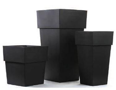 Le tipologie di vasi da giardino in plastica