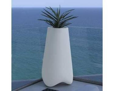Come sono i vasi in resina